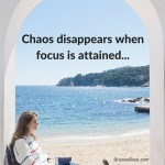 Chaos Gives Way to Focus